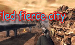 Fled fierce city Game Download