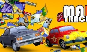 Mad Tracks Game Download