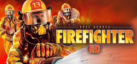 Real Heroes Firefighter HD Game