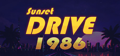 Sunset Drive 1986 Game