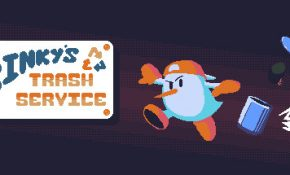 Binky's Trash Service Game Download