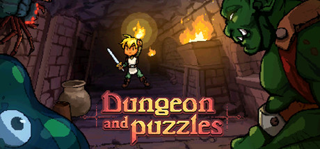 Dungeon and Puzzles Game