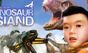 Escape from dinosaur island Game Download
