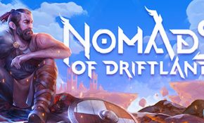 Nomads of Driftland Game Download
