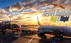Airport Simulator 3 Day & Night Game Download