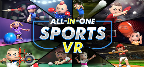 All-In-One Sports VR Game