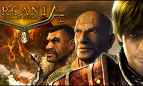 ArcaniA Fall of Setarrif Game Download
