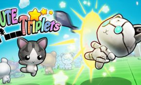 Cute Triplets Game Download