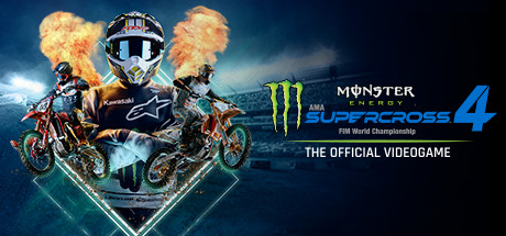Monster Energy Supercross – The Official Videogame 4 Game