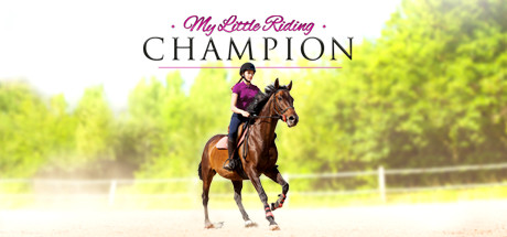 My Little Riding Champion Game