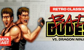 Retro Classix Bad Dudes Game Download