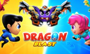 Dragon Blast - Crazy Action Super Hero Game Download