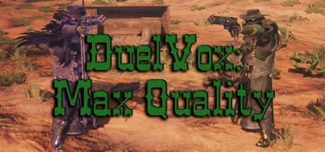 DuelVox: Max Quality Game