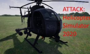 Helicopter Simulator 2020 Game Download