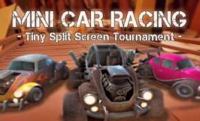 Mini Car Racing - Tiny Split Screen Tournament Game Download