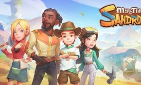 My Time at Sandrock Game Download