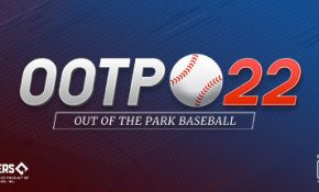 Out of the Park Baseball 22 Game Download