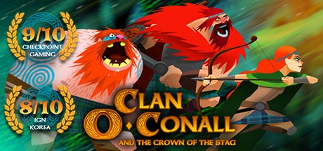 Clan O'Conall and the Crown of the Stag Game