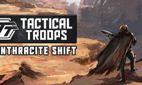 Tactical Troops Anthracite Shift Game Download