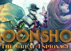 Moonshot – The Great Espionage Game