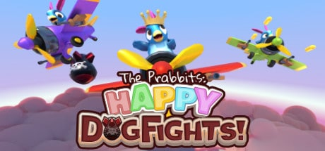 The Prabbits: Happy Dogfights Game